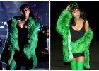"""Rihanna w zieleni od Versace śpiewa """"Bitch Better Have My Money"""". Na gali pojawiły się też Taylor Swift i Iggy Azalea [WIDEO + ZDJĘCIA]"""