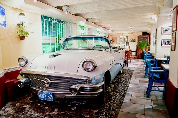 Restauracja O! Cuba w Petersburgu