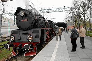 Parowozy wracają na tory z Poznania do Wolsztyna