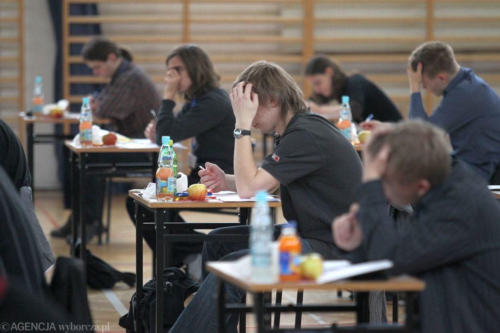 Olimpiada Matematyczna Gimnazjalistów powinna być edukacyjnym wydarzeniem roku zaraz obok egzaminów gimnazjalnych i maturalnych