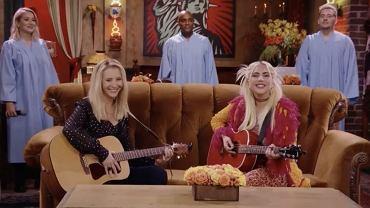 Lady Gaga w serialu 'Przyjaciele'
