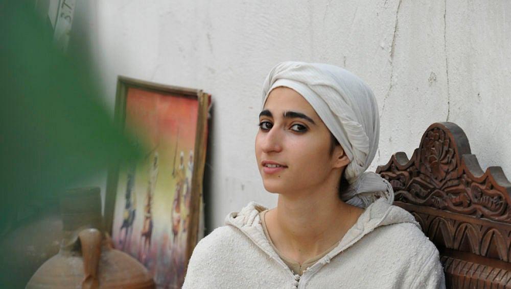 'Krawcowa z Madrytu'. Alba Flores jako Jamila.
