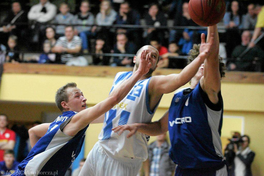 Mecz koszykarzy Stomilu Olsztyn
