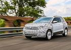 Volkswagen T-Cross - mały SUV Volkswagena już w drodze