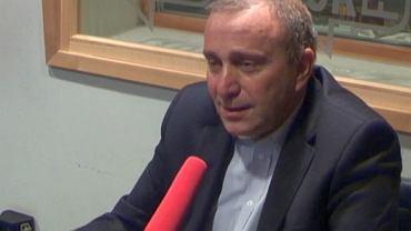 Grzegorz Schetyna w TOK FM