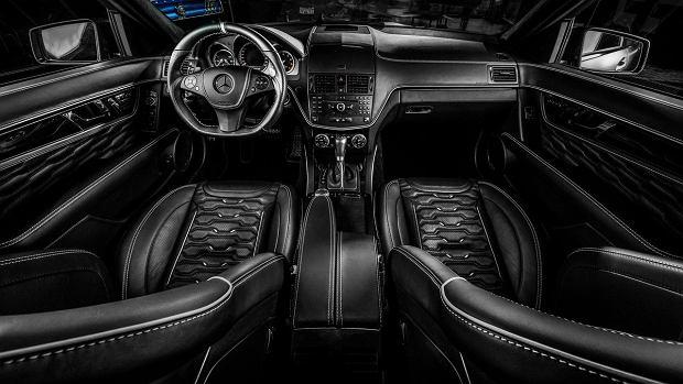 Mercedes C 63 AMG Carlex Design