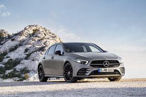 Mercedes Klasy A będzie hybrydą plug-in. Zasięg prawie 60 km na prądzie