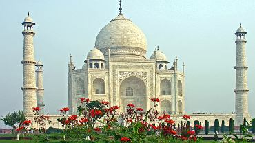 Indie, Taj Mahal