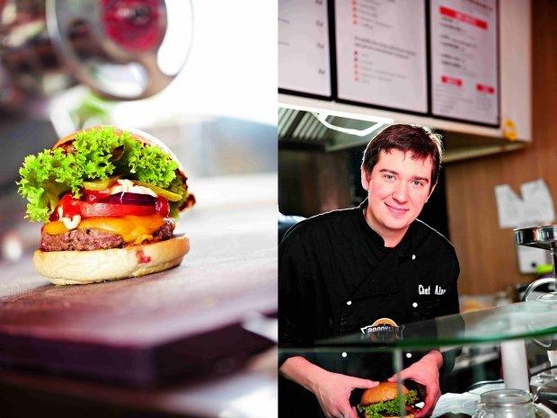 Danie na karnawał? Zrób własnego burgera!