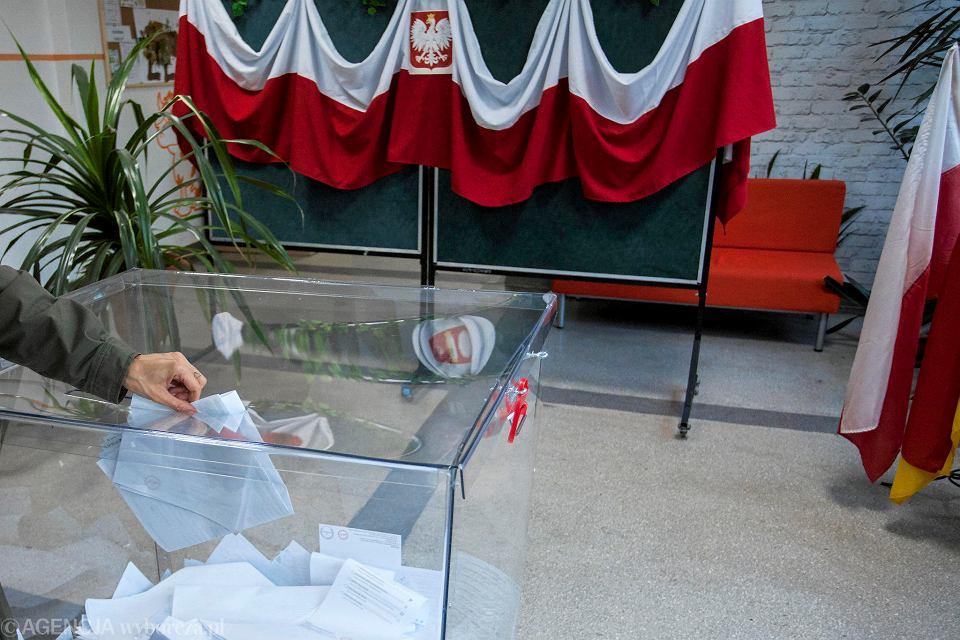 Wybory samorządowe 2018 (zdjęcie ilustracyjne)