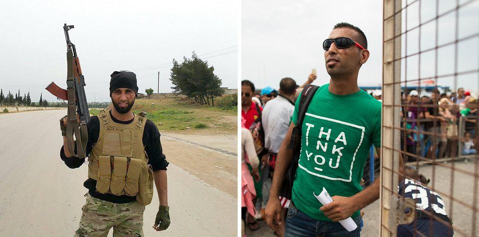 Zdjęcia Laitha al-Saleha miały dowodzić, że w Europie już są bojownicy Państwa Islamskiego. Syryjczyk okazał się jednak byłym dowódcą Wolnej Armii Syrii walczącej z PI.