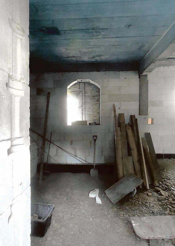 Czy w starej zabytkowej cerkwi powstaje nowy kościół?