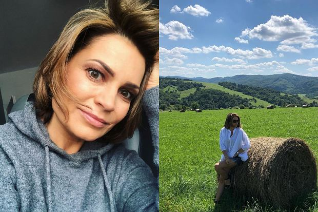 """Joanna Górska podziwia piękno gór, przebywając z rodziną w Bieszczadach. Dziennikarka pochwaliła się w mediach społecznościowych zachwycającymi krajobrazami i towarzystwem syna oraz ukochanego. """"Chwilo trwaj""""!"""