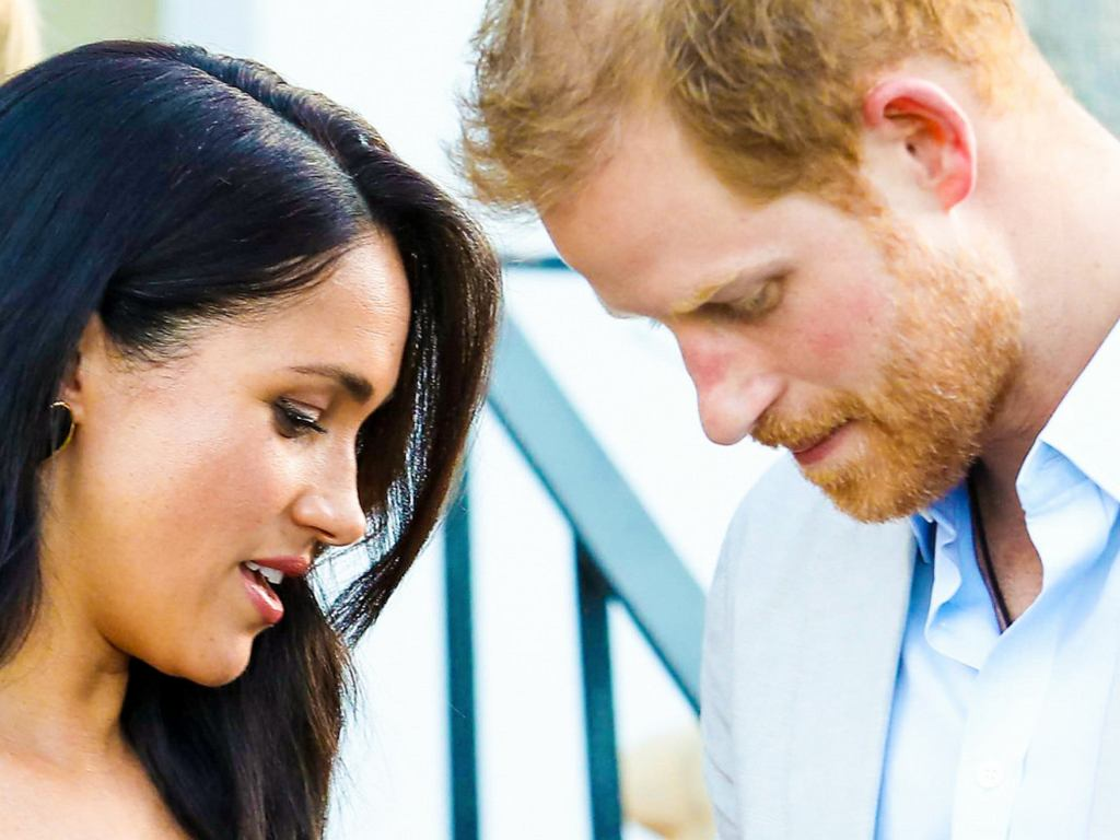Meghan Markle i Harry