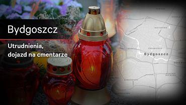 Bydgoszcz - Wszystkich Świętych, utrudnienia, objazdy, komunikacja miejska