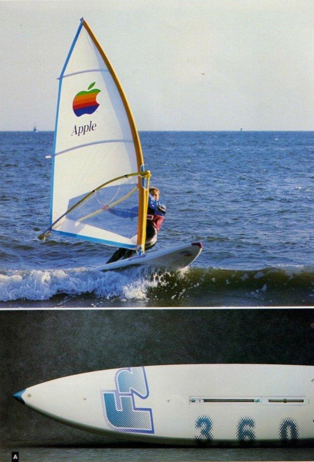 Kolekcja Apple 1986