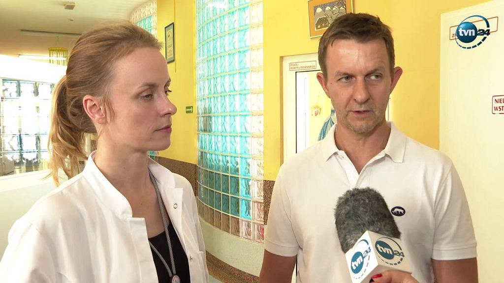 Szczecińscy lekarze przyszyli rękę 16-letniemu chłopcu