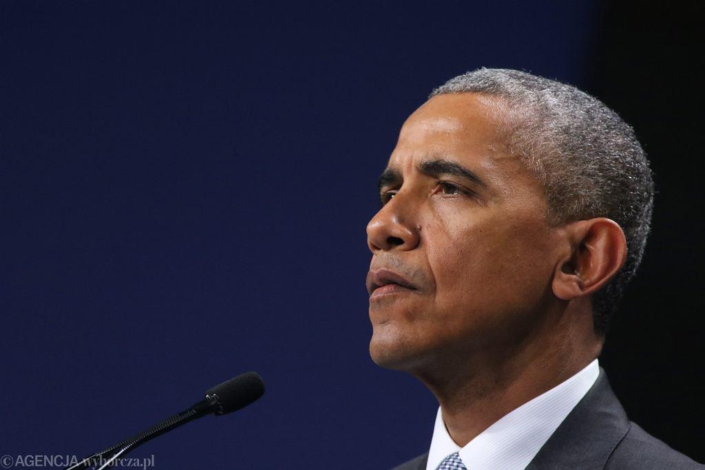Barack Obama, były prezydent USA