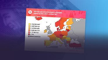 Ceny mieszkań w Polsce rosną naprawdę szybko na tle UE. Bańka to czy nie bańka? [WYKRES DNIA]