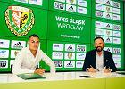 Oficjalnie: Były piłkarz Bayernu podpisał kontrakt ze Śląskiem Wrocław