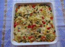 Zapiekanka warzywna z ryżem - ugotuj