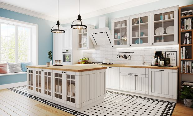 Miedzy Kuchnia A Salonem Wszystko O Gotowaniu W Kuchni Ugotuj To