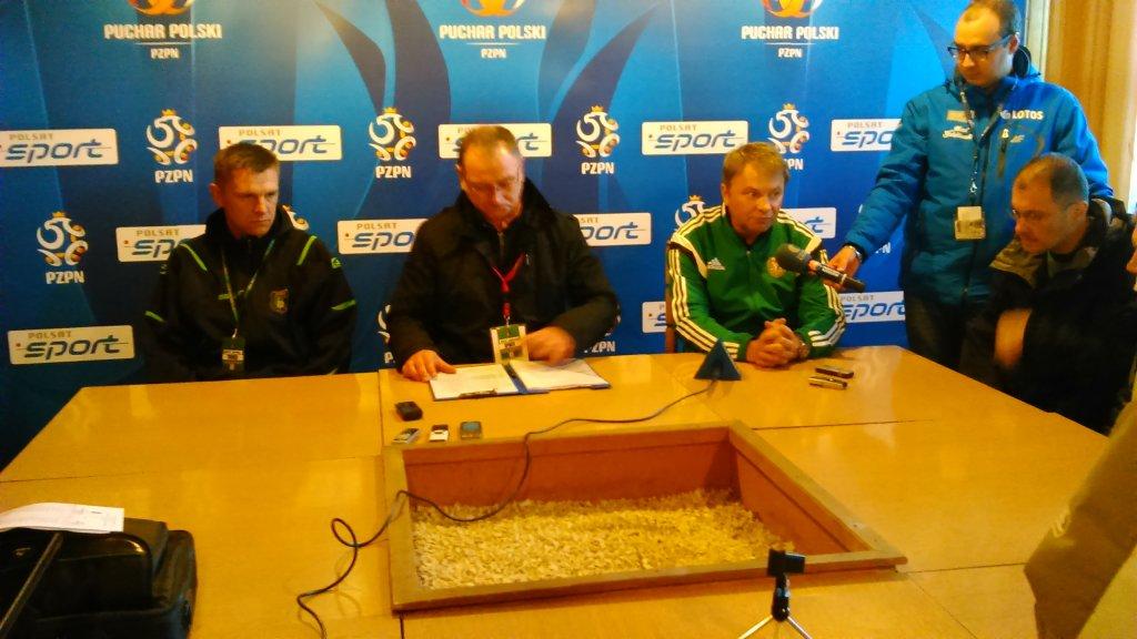 Stal Stalowa Wola - Śląsk Wrocław 0:1 (Puchar Polski)