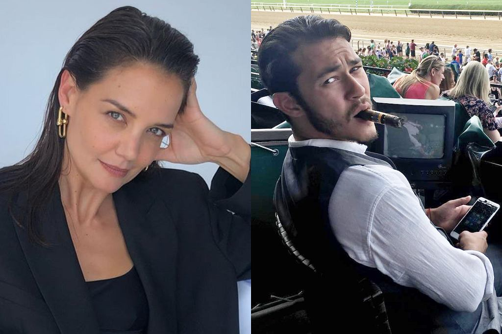 Katie Holmes i Emilio Vitolo
