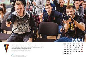 Piłkarska Pogoń zawstydziła Pogoń Balticę... kalendarzem