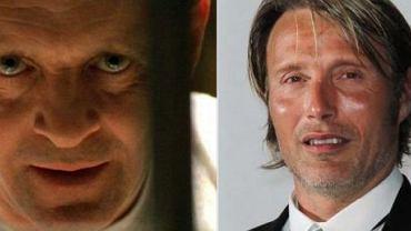 Anthony Hopkins jako Hannibal Lecter i Mads Mikklesen