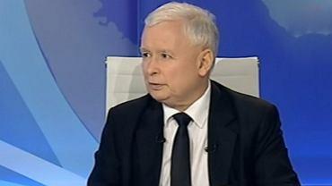 Jarosław Kaczyński w TV Trwam