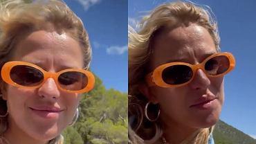 Jessica Mercedes na Majorce