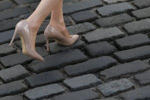 Buty piękne na chwilę, bez względu na cenę