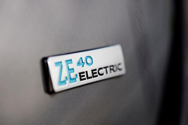 Renault ZOE Z.E.40
