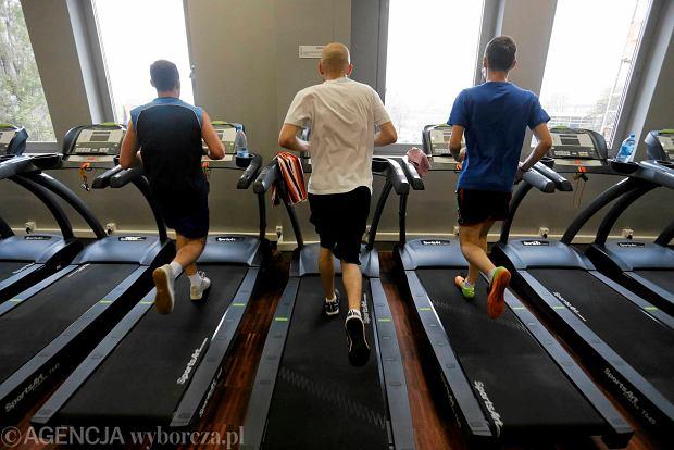 22.10.2014 Torun . Centrum fitness