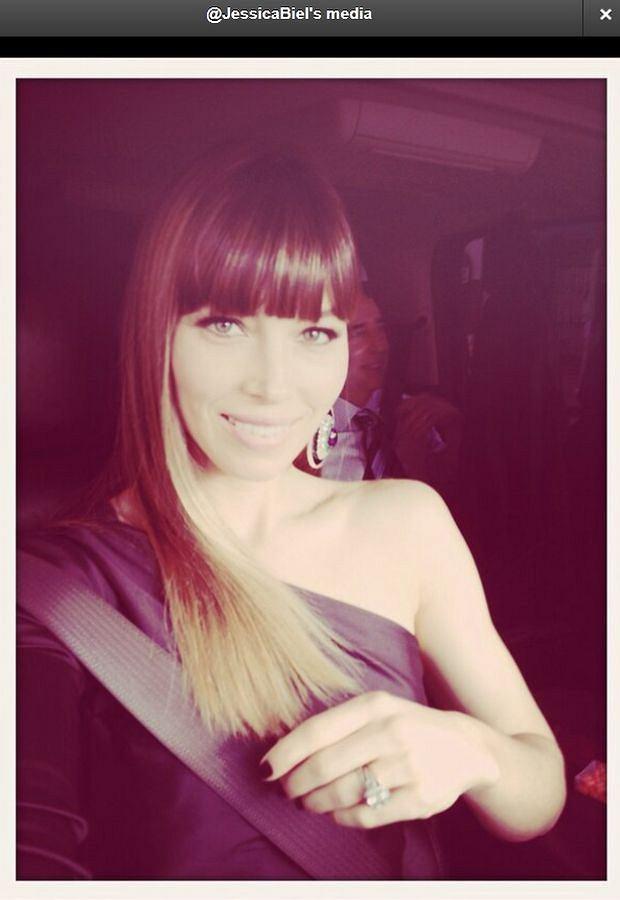 Grammy 2013, Jessica Biel