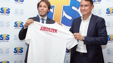 Mateusz Juroszek i Maciej Sawicki