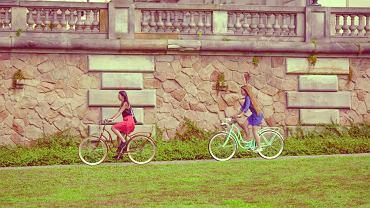 10 minut jazdy na rowerze