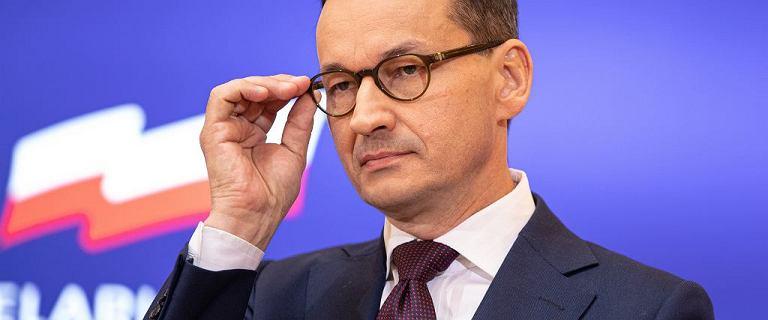 Morawiecki krytykuje Macrona: Mam nadzieję, że Francja wypełni swoje zobowiązania