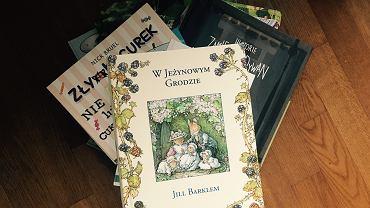 Książki, które czytaliśmy w wakacje: krótkie i długie, z tekstem i bez. Każda była wyjątkowa!