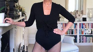 Ma 63 lata i została gwiazdą Instagrama. Internauci pokochali jej styl