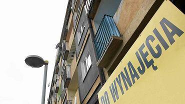 Najem mieszkań łapie zadyszkę. Opłaty od lokatorów nie pokrywają rat kredytu
