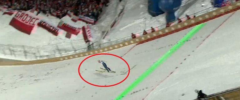 Skoki narciarskie. Rekord skoczni w Zakopanem pobity!