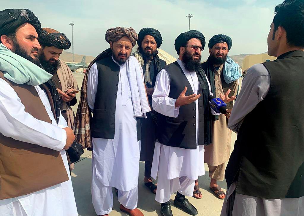 Władze Talibanu