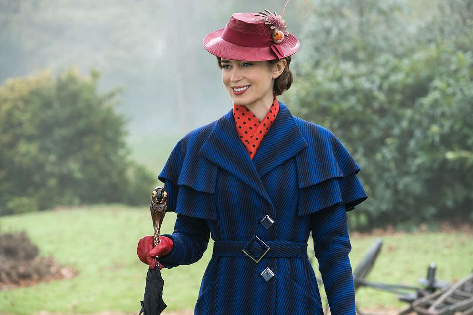 Mary Poppins powraca / mat. prasowe