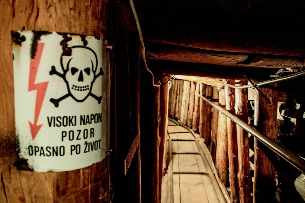 Muzeum tunelu wojennego w Sarajewie