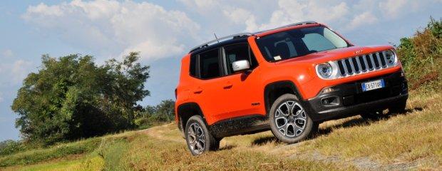 Jeep Renegade | Pierwsza jazda | Zaskoczenie