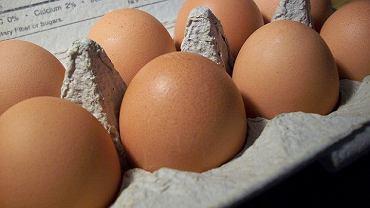 Jajka mają całkiem sporo lizyny