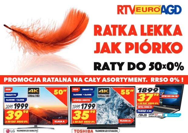 Gazetka promocyjna RTV euro AGD