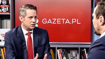 Tomasz Cimoszewicz w Porannej rozmowie Gazeta.pl